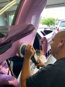 paint correction surrey